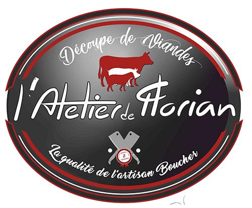 Logo L'atelier de Florian découpe